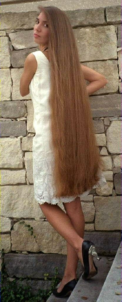 Long Haired Women Hall of Fame: Alina