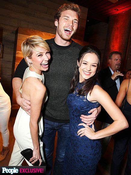 PEOPLE Magazine Party with Anna Faris, Andy Samberg and
