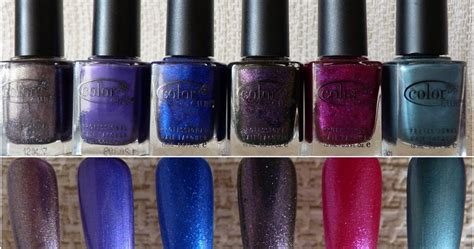 Color Club Alter Ego Keep It Under Cover Collection