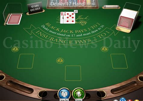 Additional Blackjack Rules and Variations