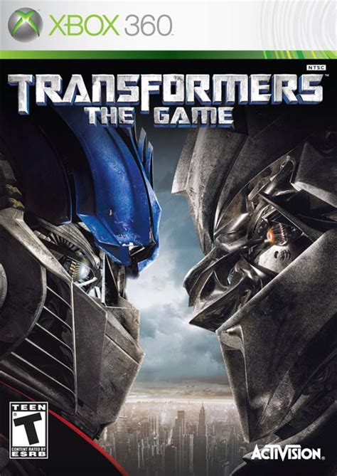 Transformers: The Game - Xbox 360 - IGN
