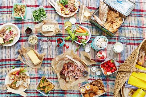 How to make the perfect picnic | Features | Jamie Oliver