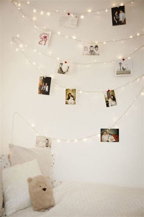 How To Use String Lights For Your Bedroom: 32 Ideas - DigsDigs