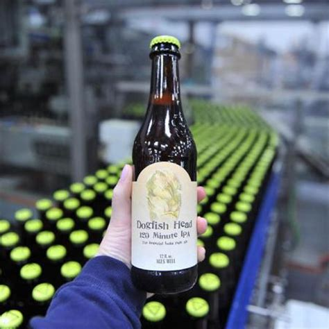 120 Minute IPA   Dogfish Head Craft Brewed Ales   Off