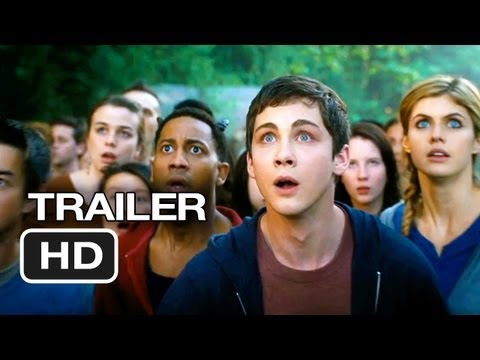 PERCY JACKSON SEA OF MONSTERS Agrius Screen Test Prep BTS