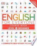 PDF Download English For Everyone Level 1 Beginner