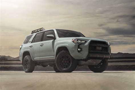 The 2021 Toyota 4Runner is Trying to Make a Comeback