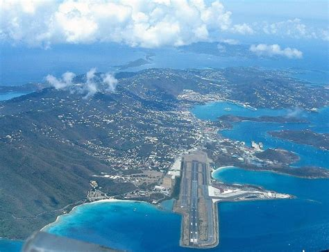 For Virgin Islands, Being on the Frontlines of Climate
