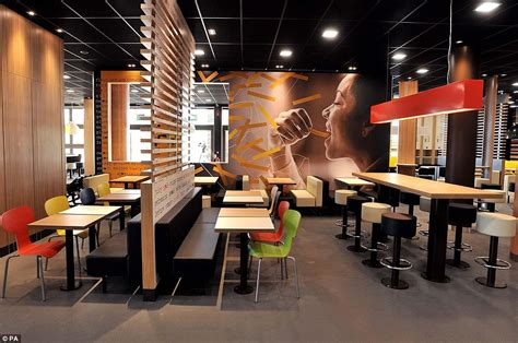 World's biggest McDonald's: First pictures inside Olympic