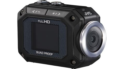 JVC announces its Adixxion action camera with Wi-Fi and